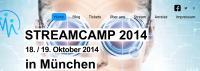 Streamcamp 2014