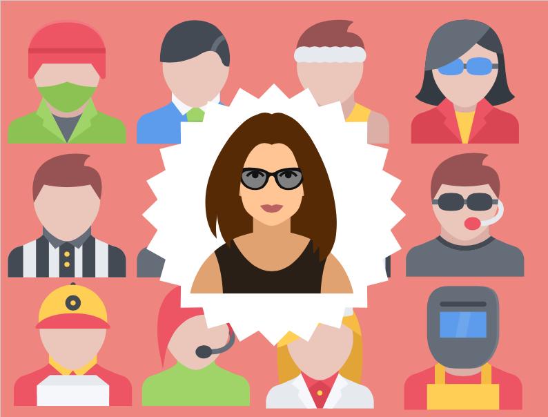 Micro-Influencer sind Experten mit Fans und Followern