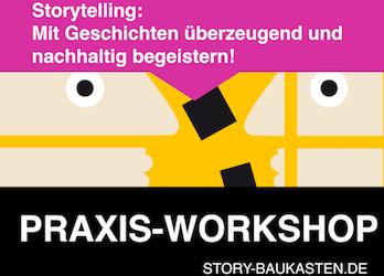 Storytelling Praxis-Workshop im München
