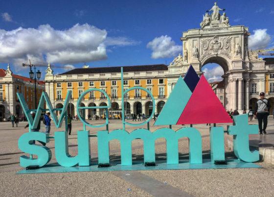 Die Websummit 2016 in Lissabon mit ca. 55000 Besuchern war ein Event-Highlight in diesem Jahr.
