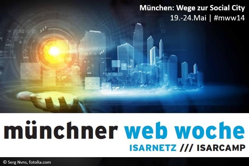 ISARNETZ-AWARD 2014: CONTENT FÜR MÜNCHEN