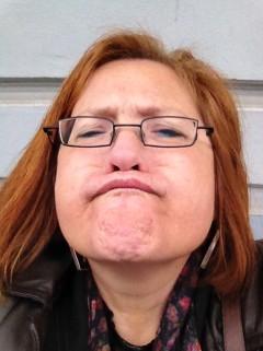 Selfies fordern den Mut zur Hässlichkeit heraus!
