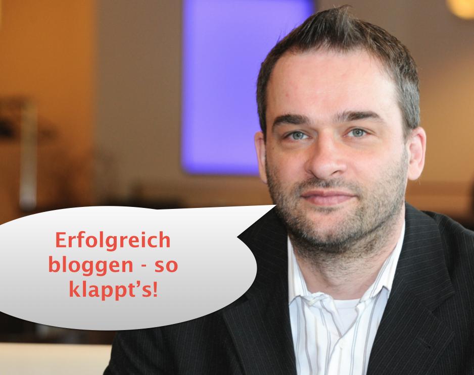 Workshop: Erfolgreich bloggen mit Thorsten Ising