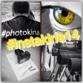 Smartphone-Fotografie ist auch auf der Photokina und unter Fotografen voll im Trend. Aus diesem Grund ruft die Photokina zur die Instagram-Challenge #instakina14 auf.