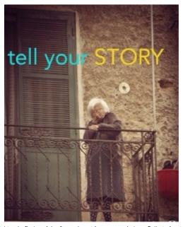 Prinzipien des Storytellings: Jedes Bild erzählt eine Geschichte