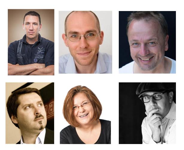 Jury der Instagram Challenger der Photokina, die #instakina14