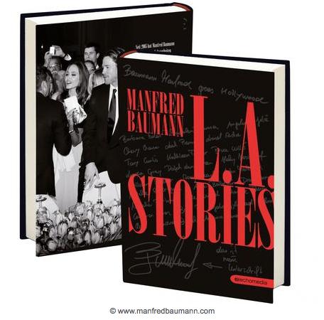 Verlosung eines signierten Exemplare von Manfred Baumanns L.A. Stories