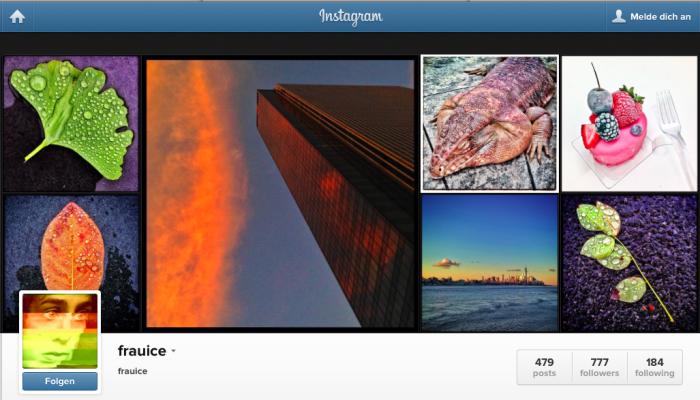 Photoshop Diva Katrin Eismann auf Instagram