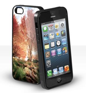 bedrucktes Smartphone Case - mit CEWE ist es möglich