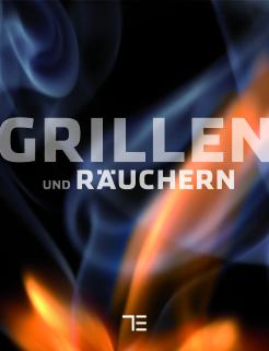 """Das ultimative Buch zum archaischen Abenteuer """"Kochen am offenen Feuer""""."""