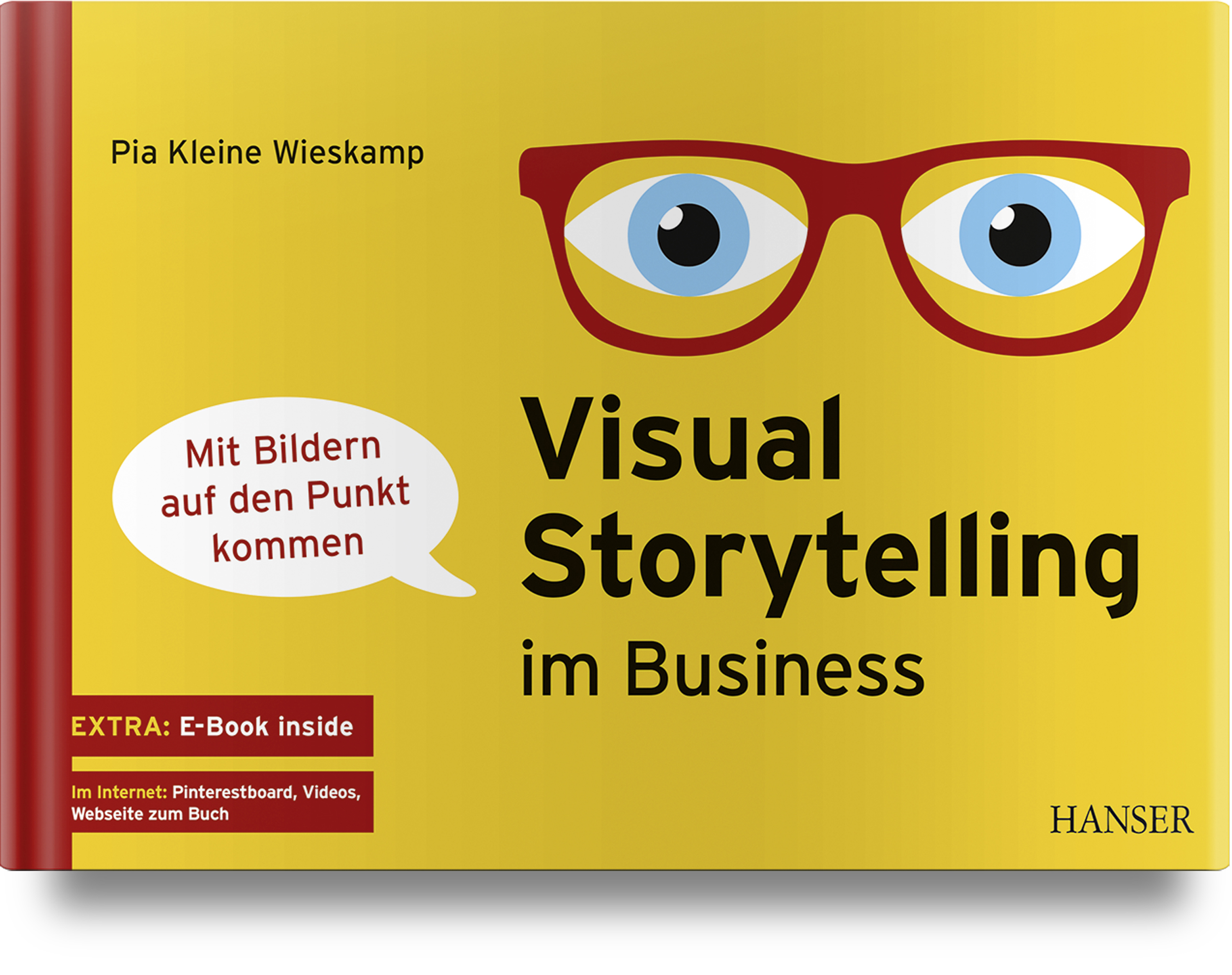 Buch: Visual Storytelling im Business